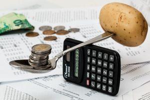 Kalkulačka nezabavitelná částka pro rok 2020