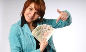 Krátkodobá půjčka před výplatou