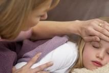 Ošetřovné na dítě - kolik peněz můžete v roce 2014 dostat, když vám onemocní dítě nebo jiný člen rodiny, o kterého se musíte postarat?
